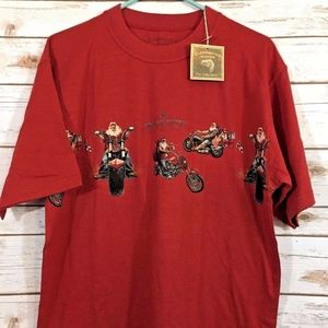 North Pole Choppers Clearwater Outfitters T-Shirt